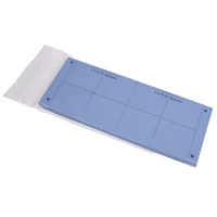 Blautafeln Profi IVOG-Systems 20stk.